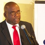 Grenada's Trade, Industry, Cooperatives and CARICOM Affairs Minister, Oliver Joseph.
