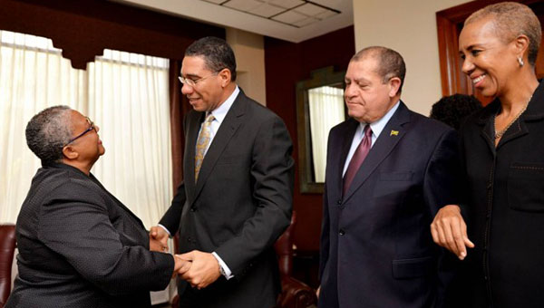 Chief Executive Officer Of Jamaica Stock Exchange Commends Government