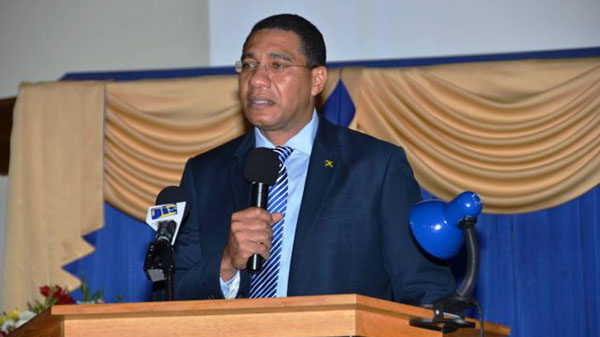 PM Calls On Church Community To Play Positive Role In Jamaica