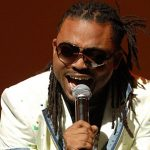 Soca star, Machel Montano, seen performing at the 2007 International Reggae and World Music Awards (IRAWMA), at the Apollo Theater, in New York City. Photo by Gregg -- originally posted to Flickr as Machel Mantano, CC by 2.0.