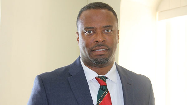 St. Kitts-Nevis Foreign Affairs Minister, Mark Brantley. Photo credit: St. Kitts-Nevis Information Service.