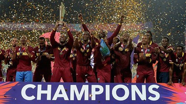 West Indies Cricket Teams Sweep Twenty20 World Cup Championships