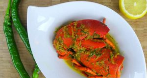 Curry Lobster (The Caribbean Way)