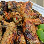 The Ultimate Grilled Chicken Wings