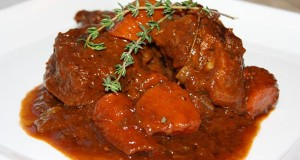 Oxtail Braised In Guinness