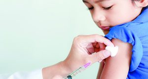 Keep Your Child's Vaccinations Up-to-date