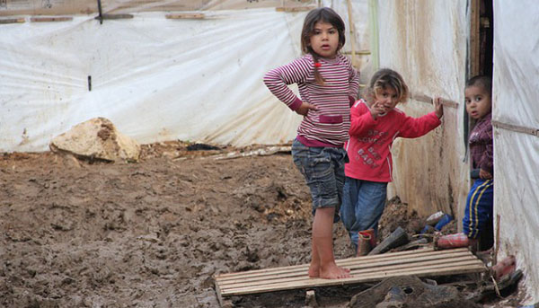 International Community Falls Short On Syrian Resettlement