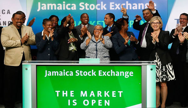 Jamaica Stock Exchange Spreads Information About Itself In The Diaspora