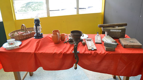 Guyana's National Museum Holds Yester-year Exhibition: Local Innovations In Olden Days On Display