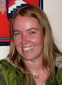Jennifer Moore is the Latin America Project Coordinator for Mining Watch. Photo credit: Mining Watch