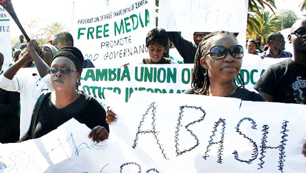 Media Freedom In Africa Remains Under Attack