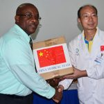 Berbiceans Benefit From Specialised Surgeries As Chinese Medical Team Visits Guyana