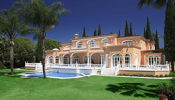 Prince's Spanish Villa For Sale