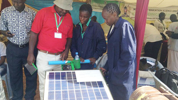 Kenya's Young Inventors Shake Up Old Technology
