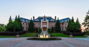 Tyler Perry's Mansion Sets Atlanta Record!