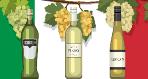 The Grapes Behind Italian White Wines