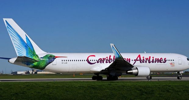 Caribbean Airlines To Operate Flights Into St. Vincent's New International Airport