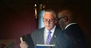 Allen Chastanet Sworn In As New St. Lucia PM
