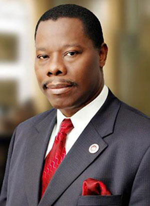 Dr. Mathieu Eugene is the first Haitian to be elected to the New York city council.