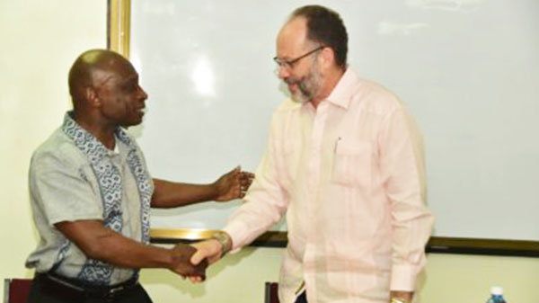 Guyana Supports Strengthening CARICOM