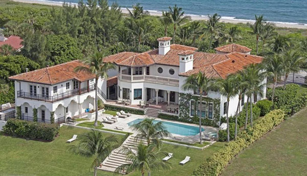 Billy Joel's Florida Mansion For Sale