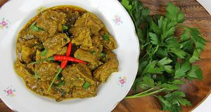 Island-style Curry Pork