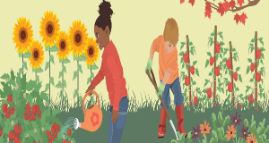 Kids' Gardening: Cultivating Food And Life Lessons