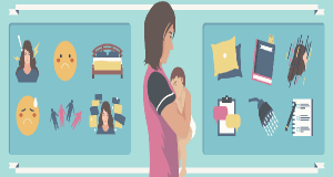 How To Recognize And Reduce The Risk Of Postpartum Depression