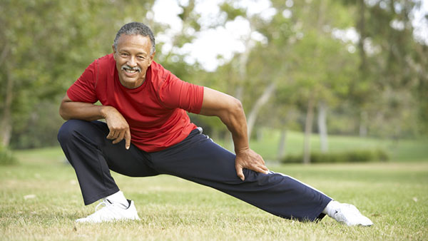 HEALTHY REASONING: Exercise Can Benefit Prostate Cancer Survivors