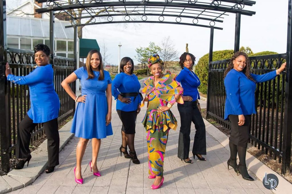 The reggae gospel group, Kay Morris and The Jewels, performed its first concert at the same venue where, 23 years later, the group's reunion concert will be held. Photo credit: LR.