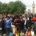 Jamaica-born Mary Seacole Statue Unveiled In London
