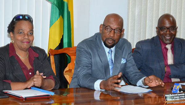 Jamaica's State Minister Commits To Advancing Cause Of Public-Sector Workers