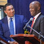 Prime Ministers Of T&T And Jamaica Hail Bilateral Talks A Success