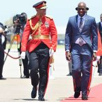 "Jamaica And Trinidad And Tobago Prime Ministers End ""Fruitful"" First Day Of Talks"