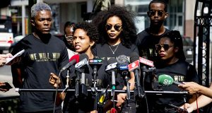 Black Lives Matter-Toronto Stands Firm With Demands