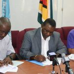 Guyana Signs Agreement With FAO To Prevent Illegal Fishing In Its Waters