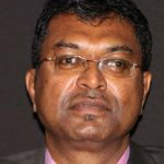 Guyana's Minister of Public Security, Khemraj Ramjattan.