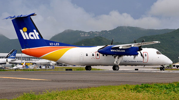 LIAT's Service Disrupted Due To Unfavourable Weather Conditions