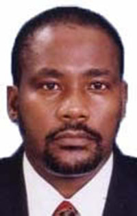 Antigua and Barbuda government Senator, Wigley George.