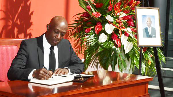 T&T Prime Minister Marks First Year In Office With Warning To Population