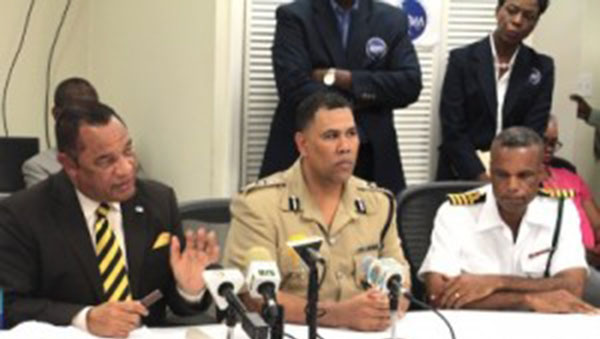 The Bahamas Brace For Hurricane Matthew