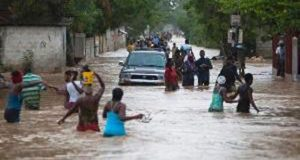Five Killed As Torrential Rains Hit Hurricane-ravaged Haiti