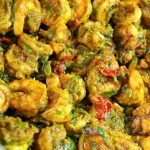 Fry-Dry Curry Shrimp: A Family Classic