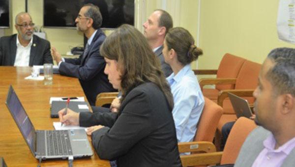 World Bank Team Ends Visit To Eastern Caribbean