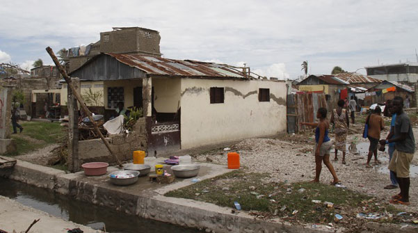 Hurricane Matthew Highlights The Mixed Views On The UN's Role In Haiti