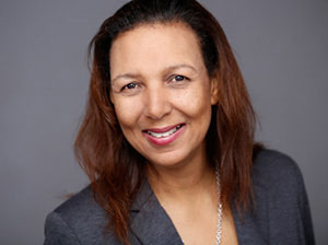 Marie Clarke Walker, a Jamaican-Canadian, is the Canadian Labour Congress' Executive Vice President.