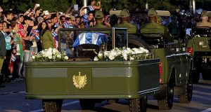 Fidel Castro: Larger-Than-Life Leader In Tumultuous Times