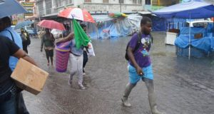 Heavy Rains Cause Widespread Flooding In Guyana