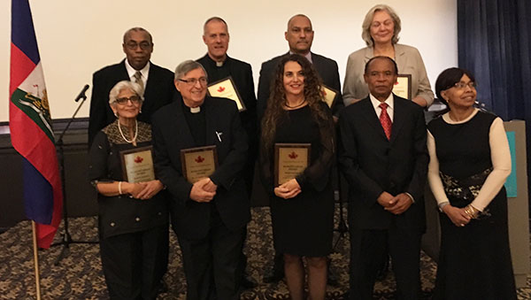 Supporters Of Haiti Celebrated For Their Work In The Country