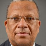 Former Jamaica finance minister, Dr. Peter Phillips.